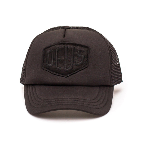 Baylands Trucker Hat - Black