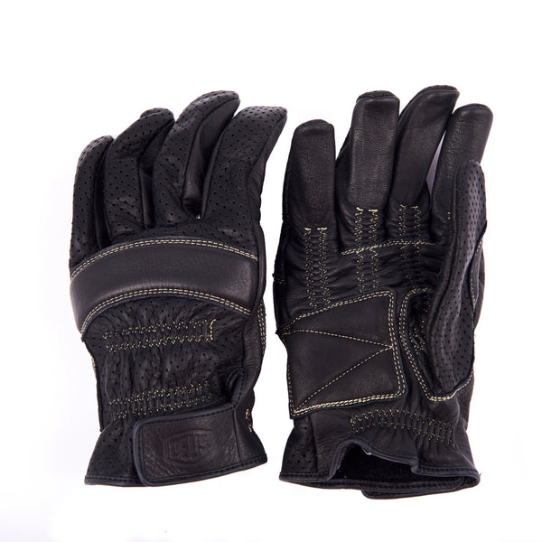 Mesh Gripping Gloves - Black