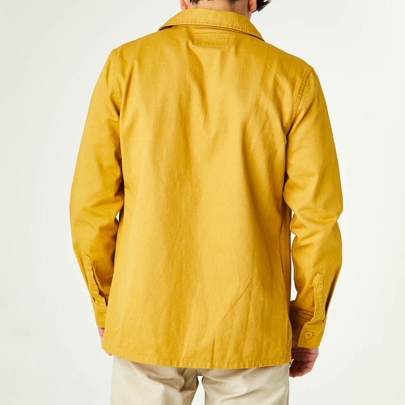 Sea Squalor Shirt - Mimosa Gold