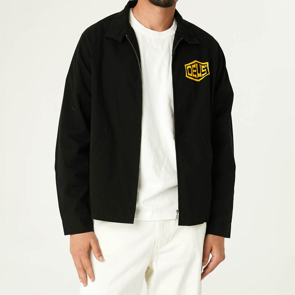 Caballero Jacket - Black