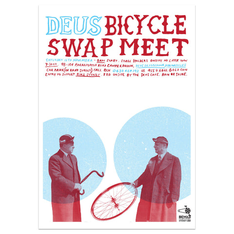 Bike Swap Meet Nr.1