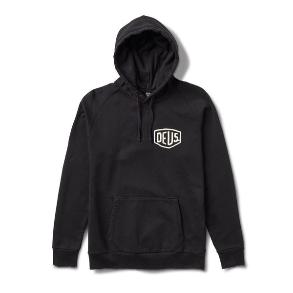 Milano Address Hoodie - Black