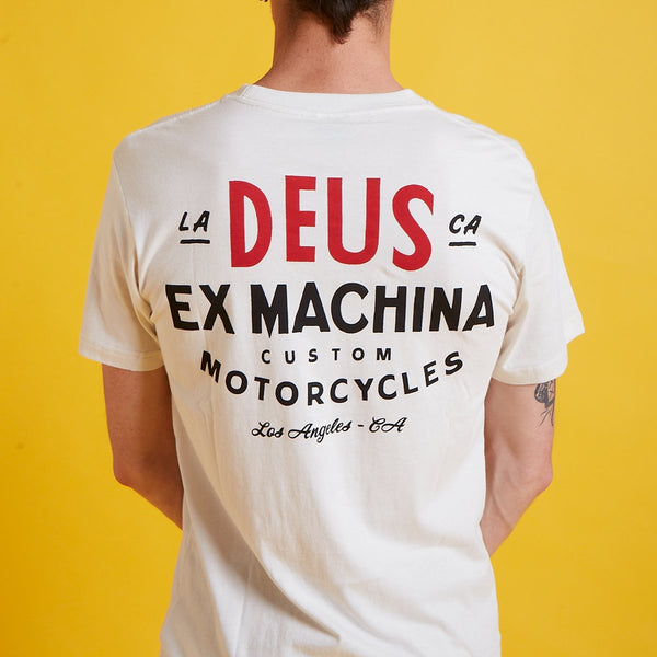 Sentiments Tee - Vintage White