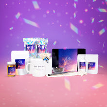Load image into Gallery viewer, Star Kit  - Holiday Bubble Tea Gift Set