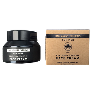 Organic Face Cream for Men