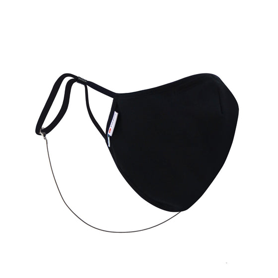 Chain Mask Holder - Black