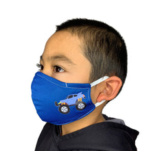 Blue Buggy KidZ Face Mask
