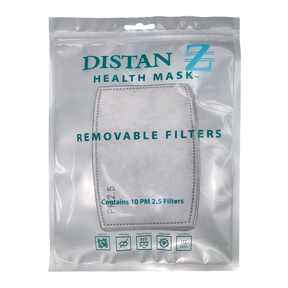 PM 2.5 Replacement Filters-10 Pack
