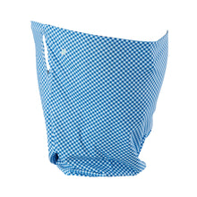Nautical Gingham Gaiter