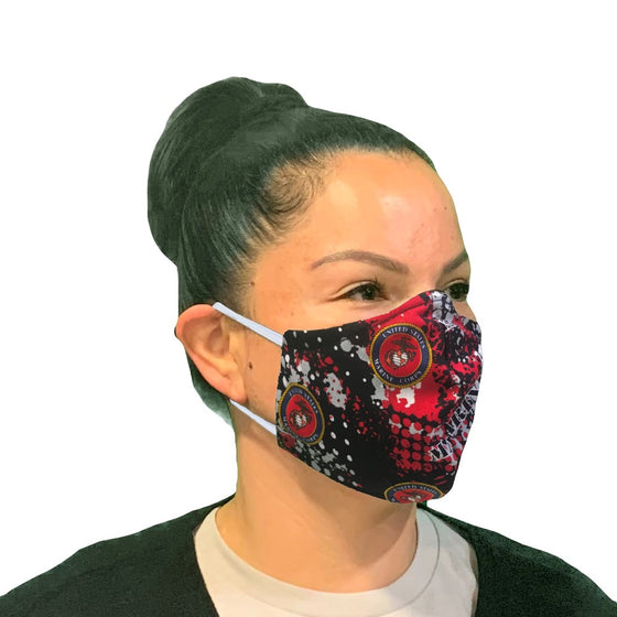 U.S. Marines Face Mask