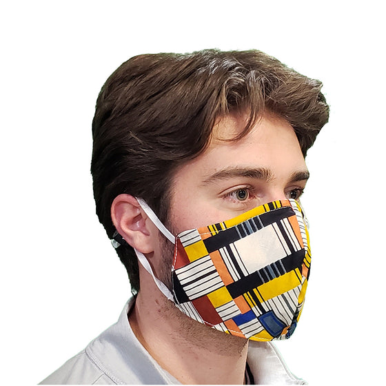 Jamaicaman Face Mask
