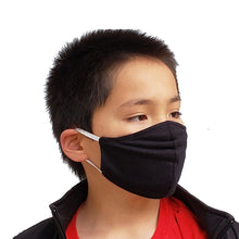 Black KidZ  Face Mask