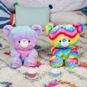 Kai the Bear Tye Dye 12""