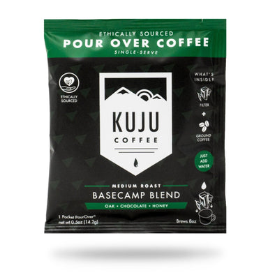 Medium Roast Pocket Pour Over Coffee