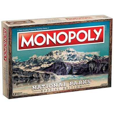 National Park Edition Monopoly