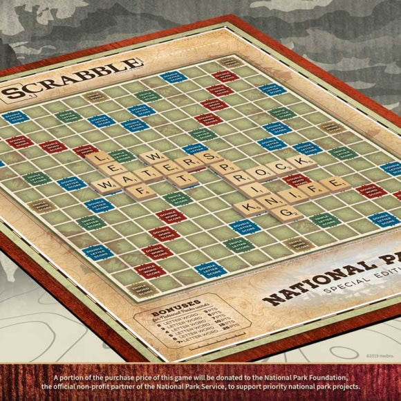 Scrabble®: National Parks Special Edition