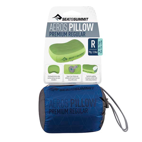 SEA TO SUMMIT AEAROS PREMIUM PILLOW