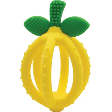 Bitzy Biter™ Teething Ball & Training Toothbrush