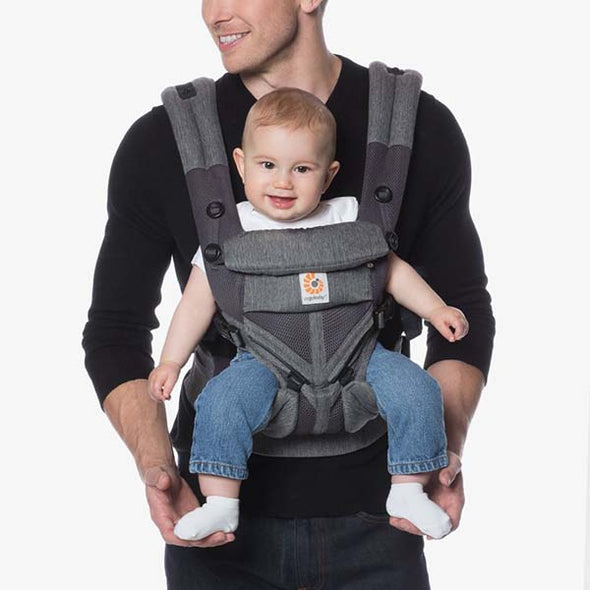 Omni 360 Baby Carrier All-In-One  Cool Air Mesh