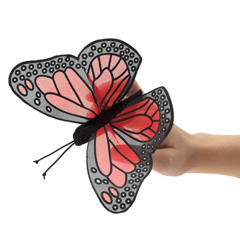 Mini Monarch Finger-Puppet