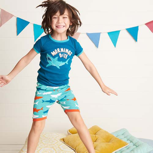 Hatley, Little Joules, Gund, Rumpl, North Face.  Pajamas, nighties, sleeping bags, plush toys and more for you're little one's overnight adventure
