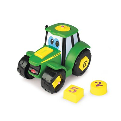 Johnny Tractor Shape Sorter