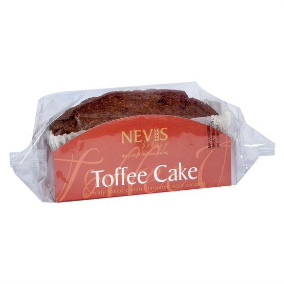 Nevis Bakery Toffee Cake 360g
