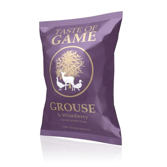 Taste of Game - Grouse & Whinberry 150g