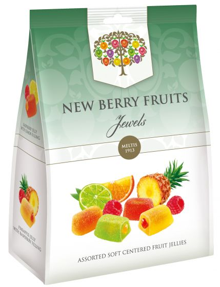 New Berry Fruit Jewels Bag 280g