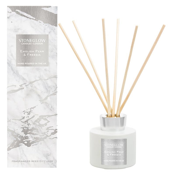 Luna - English Pear & Freesia Diffuser 120ml