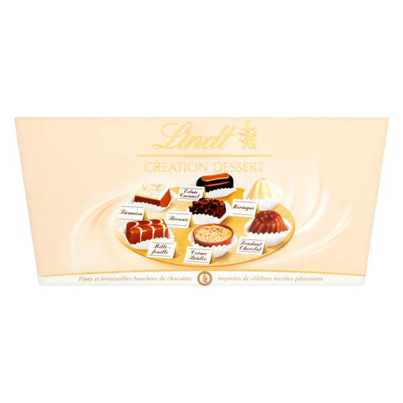 Lindt Creation Dessert Box 200g