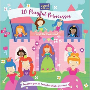 10 Playful Princesses