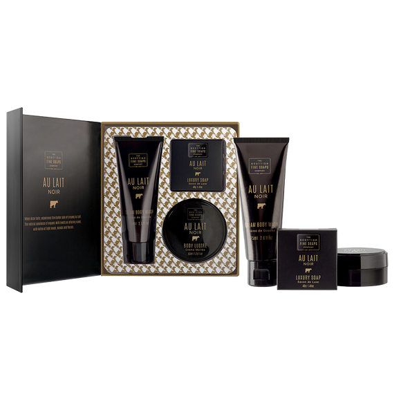 AU LAIT NOIR BODY GIFT SET
