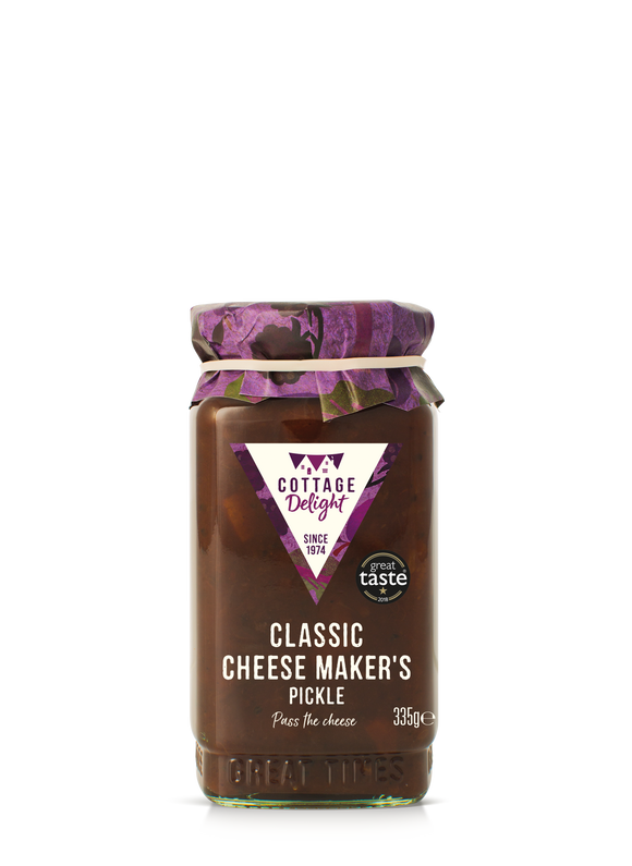Classic Cheese Maker's Pickle 335g