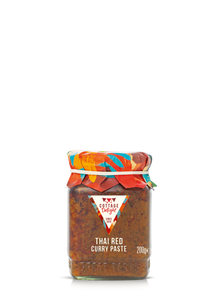 Red Thai Curry Paste 200g