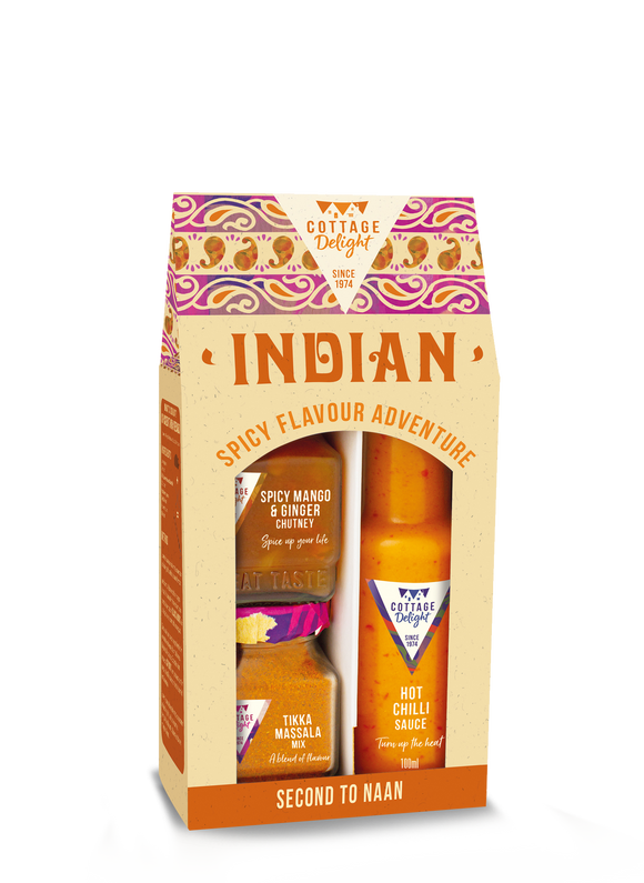 Indian Spicy Flavour Adventure