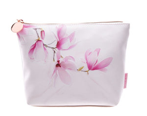 Marbled Magnolia Beauty Purse