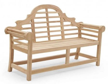 Lutyen Teak Bench 5ft