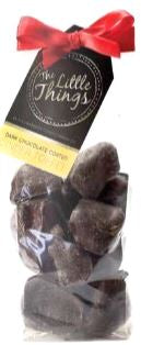 The Cambridge Confectionery Company Dark Chocolate Cinder Toffee 200g
