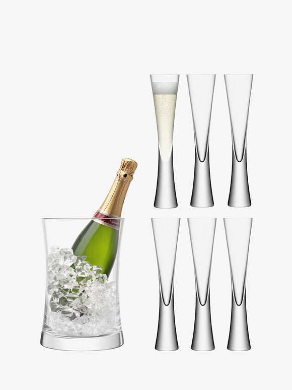 Moya Champagne Serving Set 170ml