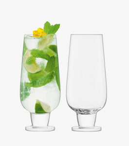 Rum Mixer Glass x 2 550ml
