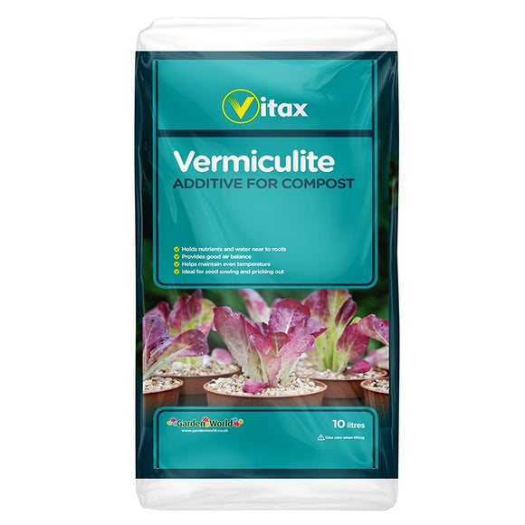 Vitax Vermiculite Additive for Compost 10L