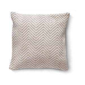 Herringbone Cushion Natural