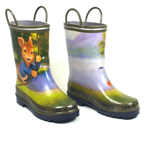 Peter Rabbit & Friends  - Wellington Boots (Select Size)