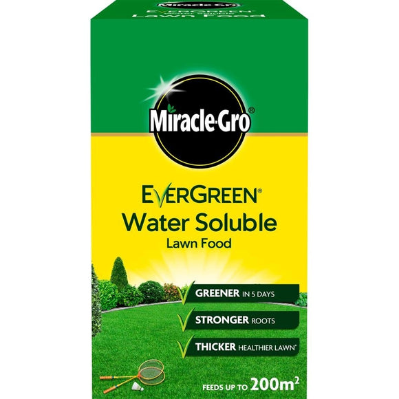 Miracle-Gro EverGreen Water Soluble Lawn Food 1kg