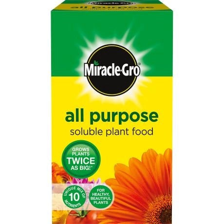 Miracle-Gro All Purpose Soluble Plant Food 1kg +20% Free