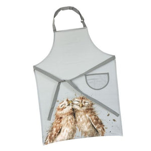 Wrendale 'Birds of a Feather' Cotton Apron