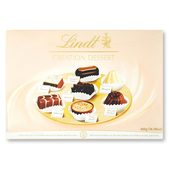 Lindt Creation Dessert Box 400g