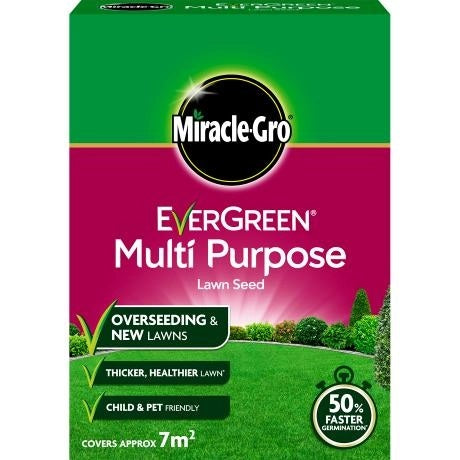 Miracle-Gro Multi Purpose Lawn Seed (select size)