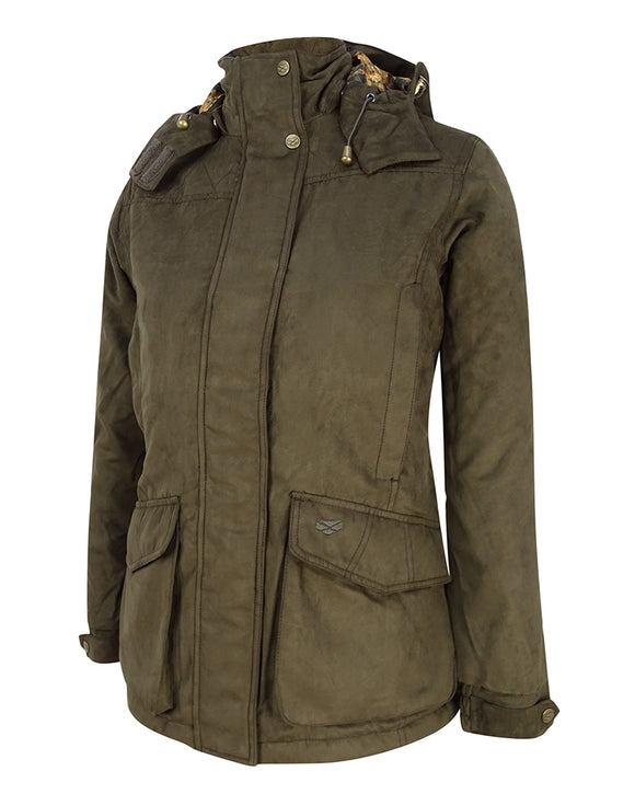 Rannoch Ladies Waterproof Hunting Jacket